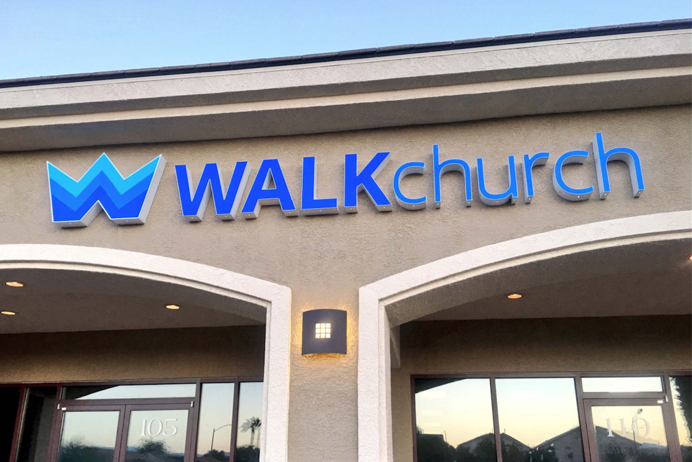 WALK Church Ministry Office
